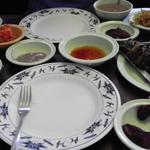 Ono Hawaiian Foods - コンビネーションプレートの一部