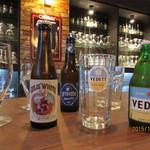 ZOT - ホワイトビールは爽やかな香りと酸味が特徴。