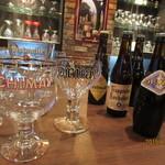ZOT - トラピストビールはベルギービールの王道。度数が高く濃厚なものも。