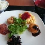 メルキュールホテル - 朝食