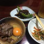 つくし - 料理写真:松阪牛すき焼き