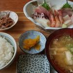海鮮屋 - お刺身定食B
