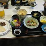猪苗代四季の里 - 夕飯