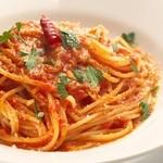 イタリア食堂 ジラソーレ - ペンネアラビアータ
