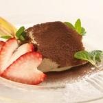 イタリア食堂 ジラソーレ - ティラミス