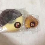 42842456 - 焼きドーナツとアネットケーキ