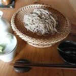 ふじもり - 料理写真:玄そば