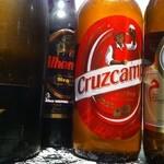 タパタパ - スペインビールでSALUD!