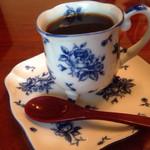 料理茶屋芭蕉 - 美味しいコーヒー