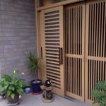 料理茶屋芭蕉 - 玄関