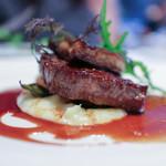 トラットリア トペ - 黒毛和牛フィレ肉とフォアグラのソテー ロッシーニ風☆