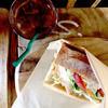 ボンダイ コーヒー サンドウィッチーズ - 料理写真:シーザーチキンサンドイッチ