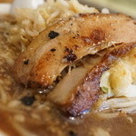 麺人 しょう太郎丸 - 炙りチャーシュー