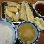 42849560 - 天ぷら定食by arumona