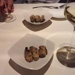 エンルート - 牡蠣の燻製