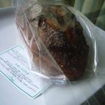 パン工房Epi  - 葡萄天然酵母のハードパン(商品説明書)