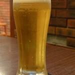 暖や 福島駅ピボット店 - 生ビール(530円外)