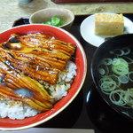 左可井 - 穴子丼