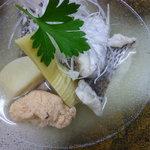 4286728 - 鳴門鯛スッポン煮