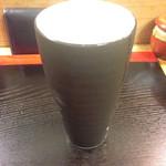 豚烏 - 生ビール