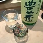 三代目 まる天 - 特別純米酒 豊盃