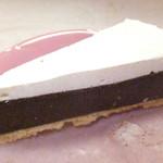 日曜日のクッキー。 - チョコチーズケーキ 280円+消費税 【 2015年10月 】