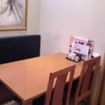 海鮮茶屋 一鮮 - 店内 テーブル席 ③