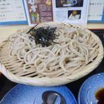 豊福 - もちむぎ麺ざる