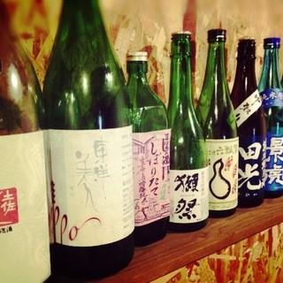 日本酒好きにオススメ<唎酒師シャチの隠し酒>