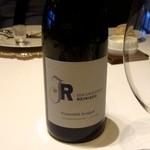 銀座 ハプスブルク・ファイルヒェン - グラスで飲める赤ワイン(2015.10)
