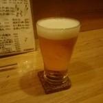 ソラナカ - 生ビール