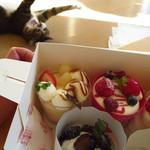 ラ・ナチュレーブ - 料理写真:ケーキ