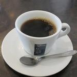 サロン・ド・カッパ - ・「日替わりカレー(\1050)」の食後のコーヒー。