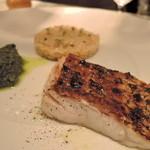 AKI NAGAO - 【2015年08月22日】アラカルト(お魚料理)