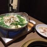 42875649 - モツ鍋(H27.10.4)