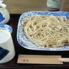 十割そば 谷岡 - 料理写真:平日限定のランチメニューの蕎麦