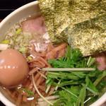麺たつ - 特麺たつ塩ラーメン