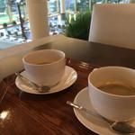 42880092 - ハウスコーヒー(S)と風景                       2015/10/10訪問