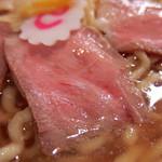にぼっしー中華そば家 - 中華そば(700円)
