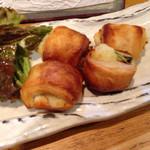 野菜食堂 - 季節野菜のパイ包み