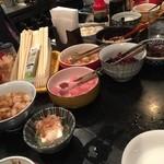 ステーキ割烹あだち - ☆種類も豊富で楽しめます(^_-)-☆