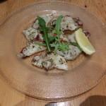PIZZA SALVATORE CUOMO - 北海タコイタリアンマリネ540円