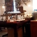 ラ・ターブル・ドゥ・イズミ - 色々なお茶がセルフサービスで飲み放題