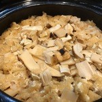 創作割烹 おおた - 松茸ご飯!