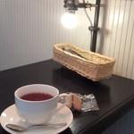 東南アジア食堂 マラッカ - お茶とフォーチュンクッキー♡