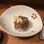 一休み - 牡蠣の塩辛