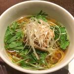 42889305 - ミニ角煮麺