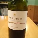 くすのき亭 - 赤ワイン(エンポリオロッソ)