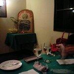 レストラン ママノエル - 個室の雰囲気