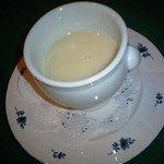 レストラン ママノエル - じゃがいものスープ